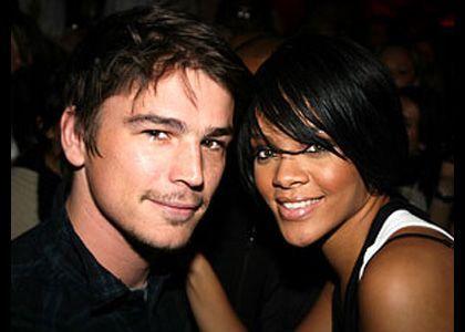Rihanna et Josh Hartnett